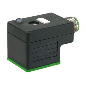 Adapter MSUD-M12, 3-polni, Form A (18 mm)