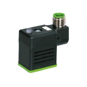 Adapter MSUD-M12, 3-polni, Form B (10 mm)
