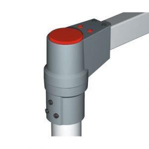 taraPLUS Beckhoff – rotacijski zglob za cijev
