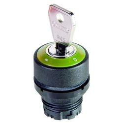 Aktuator s ključem s svjetlećim prstenom
