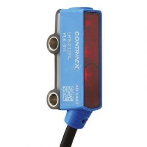 Difuzni senzor s prigušivačem pozadine 13x27x7