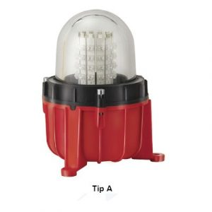 LED svjetlo za zapreke niskog intenziteta, 281