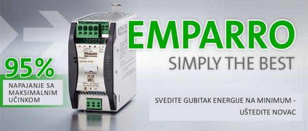 Emparro ® 3~ Premium Power – Murrelektronik