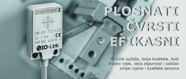 C23 Full Inox Extreme serija senzora – Contrinex