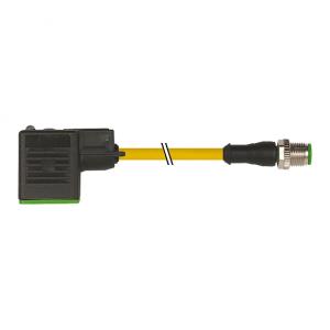 MSUD Form BI (11 mm) – M12 muški ravni, žuta