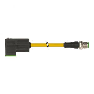 MSUD Form C (8 mm) – M12 muški ravni, žuti