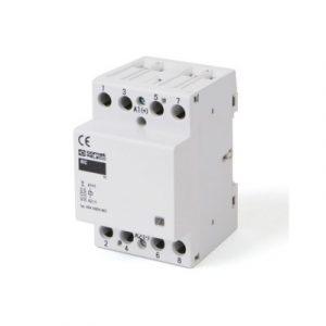 Kontaktor RIC63, 4 pola, 63A, 13.3kW
