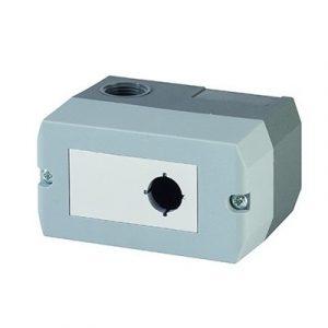 Izolirano plastično kućište s 1 otvorom – DIRL1V-R…, DIRL1VGB-R…