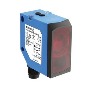 Difuzni senzor s prigušivačem pozadine 50x50x23