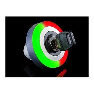 Dvobojni alternativni LED osvijetljeni prsten – LR22K_24R_G