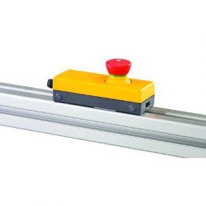 Miniboks s M12 ulazom kabela, svjetleće tipkalo za slučaj nužde – MBM128_FRVKLOO
