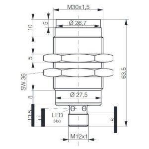 Contrinet R/W LF modul M30