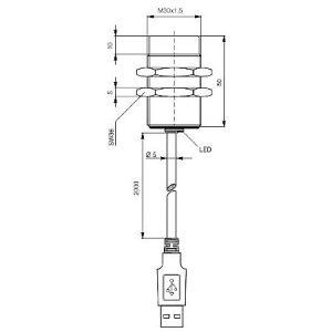 USB R/W HF modul M30