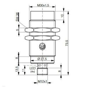 Contrinet R/W HF modul M30