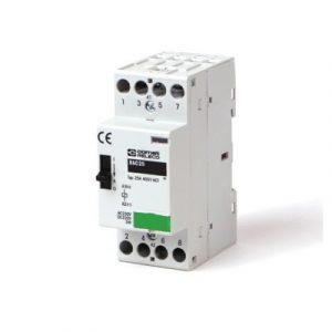Industrijski kontaktor RAC25, 2 pola, 25A, 5.4 kW