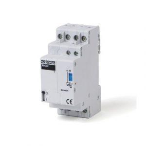 Instalacijski kontaktor RBC32, 4 pola, 32A, 7kW