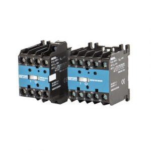 Industrijski kontaktor RMC08, 4 pola, 8.5A, 4kW