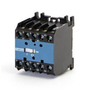 Industrijski kontaktor RMC11, 4 pola, 11.3A, 5.5kW