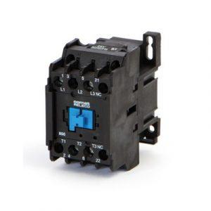 Industrijski kontaktor RSC09, 3 pola, 4 pola, 9A, 4kW
